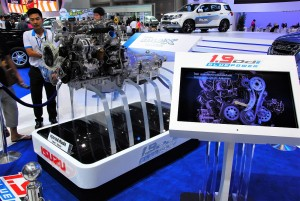 Isuzu 1.9L DDI Blue Power Engine