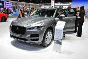 Jaguar F-Pace 33rd Thailand International Motor Expo 2016