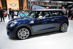MINI Cooper 33rd Thailand International Motor Expo 2016