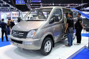 Maxus 33rd Thailand International Motor Expo 2016