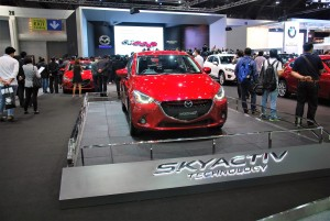 Mazda 2 SkyActiv 33rd Thailand International Motor Expo 2016