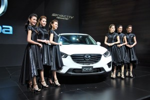 Mazda CX-5 33rd Thailand International Motor Expo 2016