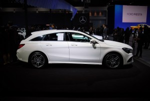 Mercedes-Benz CLA250 Shooting Brake AMG Dynamic 33rd Thailand International Motor Expo 2016