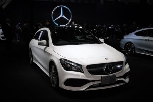 Mercedes-Benz CLA250 Shooting Brake AMG Dynamic Front 33rd Thailand International Motor Expo 2016