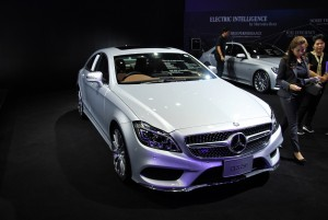 Mercedes-Benz CLS250 Coupe 33rd Thailand International Motor Expo 2016