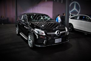 Mercedes-Benz GLE350d Coupe 33rd Thailand International Motor Expo 2016