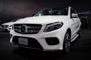 Mercedes-Benz GLE500e PHEV 33rd Thailand International Motor Expo 2016