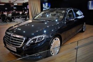 Mercedes-Maybach 33rd Thailand International Motor Expo 2016