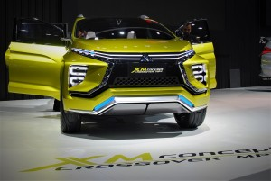 Mitsubishi XM Concept MPV 33rd Thailand International Motor Expo 2016