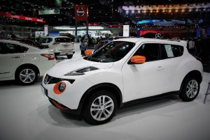Nissan Juke 33rd Thailand International Motor Expo 2016