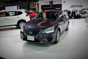 Nissan Sylphy 33rd Thailand International Motor Expo 2016