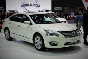 Nissan Teana 33rd Thailand International Motor Expo 2016
