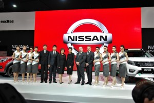 Nissan Thailand 33rd Thailand International Motor Expo 2016