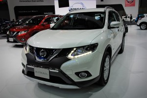 Nissan X-Trail 33rd Thailand International Motor Expo 2016