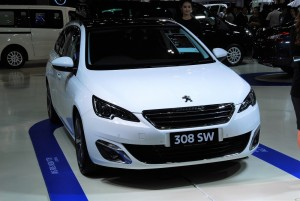 Peugeot 308 SW 33rd Thailand International Motor Expo 2016