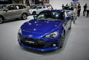 Subaru BRZ 33rd Thailand International Motor Expo 2016