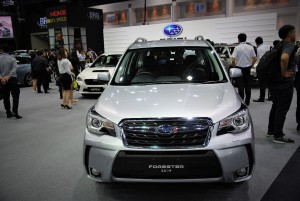 Subaru Forester 2.0i-P 33rd Thailand International Motor Expo 2016