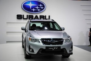 Subaru XV STi 33rd Thailand International Motor Expo 2016