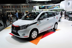 Suzuki Celerio 33rd Thailand International Motor Expo 2016