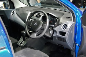 Suzuki Celerio Interior 33rd Thailand International Motor Expo 2016