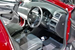 Suzuki Ciaz Interior 33rd Thailand International Motor Expo 2016