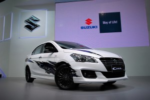 Suzuki Ciaz RS Stage 33rd Thailand International Motor Expo 2016