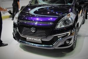 Suzuki Ertiga Front Grille 33rd Thailand International Motor Expo 2016