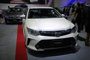 Toyota Camry Extremo 33rd Thailand International Motor Expo 2016