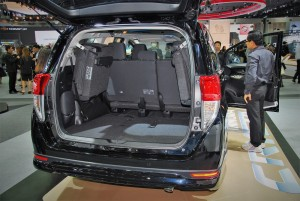 Toyota Innova Crysta 2-3-3 Seating 33rd Thailand International Motor Expo 2016