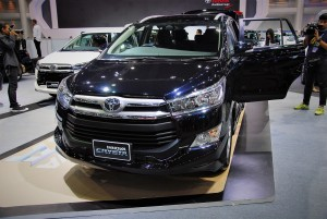 Toyota Innova Crysta 33rd Thailand International Motor Expo 2016