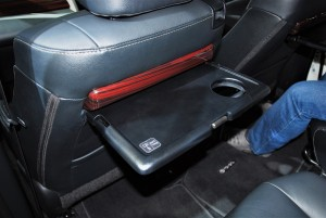 Toyota Innova Crysta Seat Tray 33rd Thailand International Motor Expo 2016