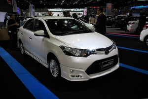 Toyota Vios Exclusive 33rd Thailand International Motor Expo 2016