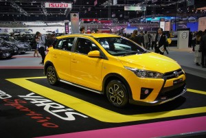 Toyota Yaris TRD Sportivo 33rd Thailand International Motor Expo 2016