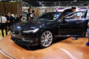 Volvo S90 33rd Thailand International Motor Expo 2016