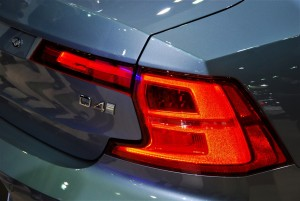 Volvo S90 D4 Rear Light 33rd Thailand International Motor Expo 2016