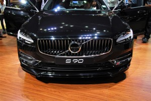 Volvo S90 Front 33rd Thailand International Motor Expo 2016