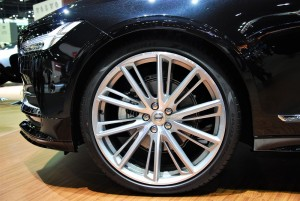 Volvo S90 Wheel 33rd Thailand International Motor Expo 2016