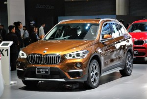 BMW X1 sDrive18i xLine 33rd Thailand International Motor Expo 2016