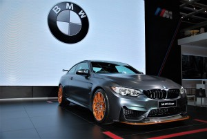 BMW M4 GTS Coupe 33rd Thailand International Motor Expo 2016