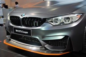 BMW M4 GTS Coupe Front 33rd Thailand International Motor Expo 2016
