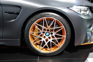 BMW M4 GTS Coupe Front Wheel 2016