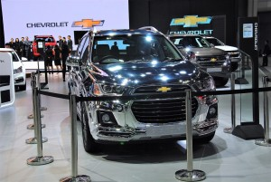 Chevrolet Captiva 33rd Thailand International Motor Expo 2016