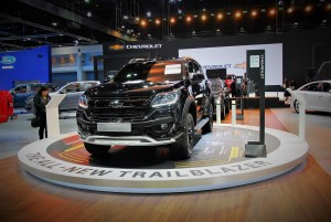 Chevrolet Trailblazer 33rd Thailand International Motor Expo 2016