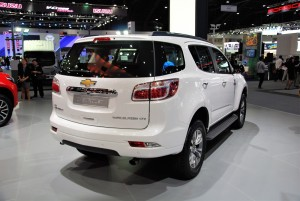 Chevrolet Trailblazer LTZ 33rd Thailand International Motor Expo