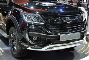 Chevrolet Trailblazer Front Section 33rd Thailand International Motor Expo