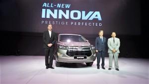 Toyota Innova Malaysia Launch 2016