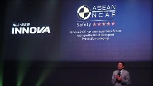 Toyota Innova Malaysia Launch 5 Star ASEAN NCAP 20161205_125528