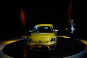 VW Beetle Dune Launch Malaysia 2016