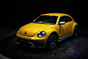 Volkswagen Beetle Dune Limited To 50 Units, Malaysia 2016
