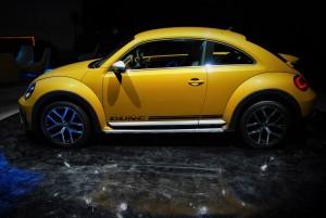 VW Beetle Dune Malaysia 2016 Side View